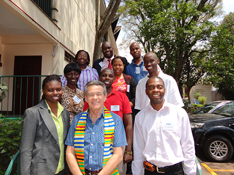 Second group of SafeCare Surveyors trained in Nairobi