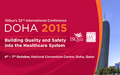African participation in ISQua: a word from the interim CEO of COHSASA…
