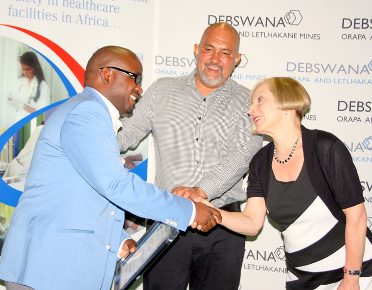 Orapa Hospital in Botswana accredited again