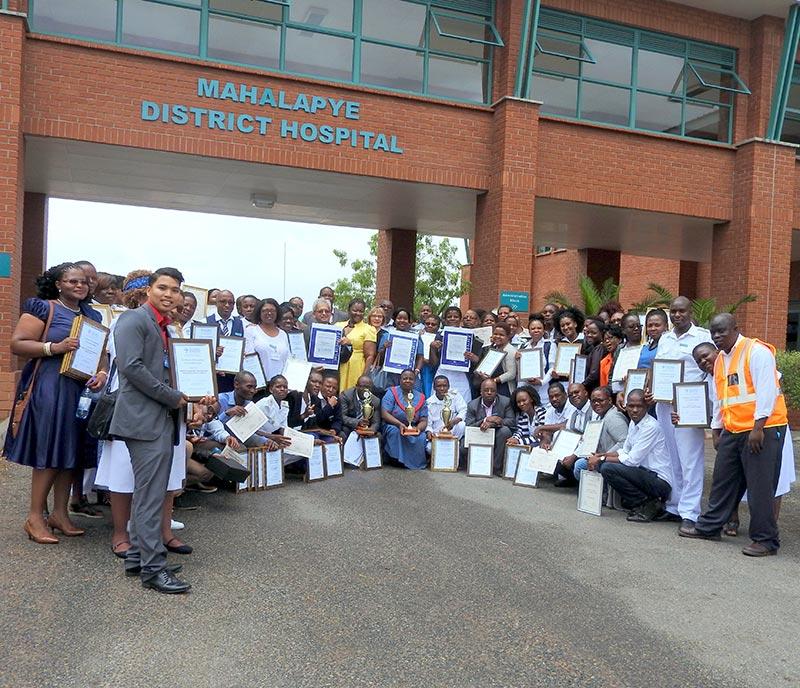 Accreditation of Public Hospitals in Botswana