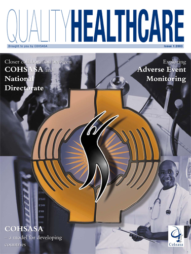 Healthcare,Issue 1:2003