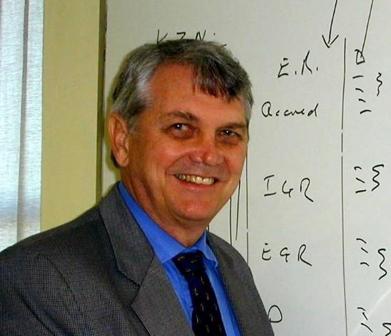 Public Notice – Professor Stuart Whittaker Retires