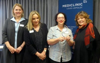 Louis Leipoldt Hospital receives quality award