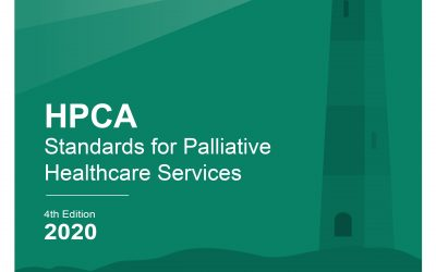 NEW STANDARDS ENSURE QUALITY OF LOCAL PALLIATIVE HEALTHCARE SECTOR