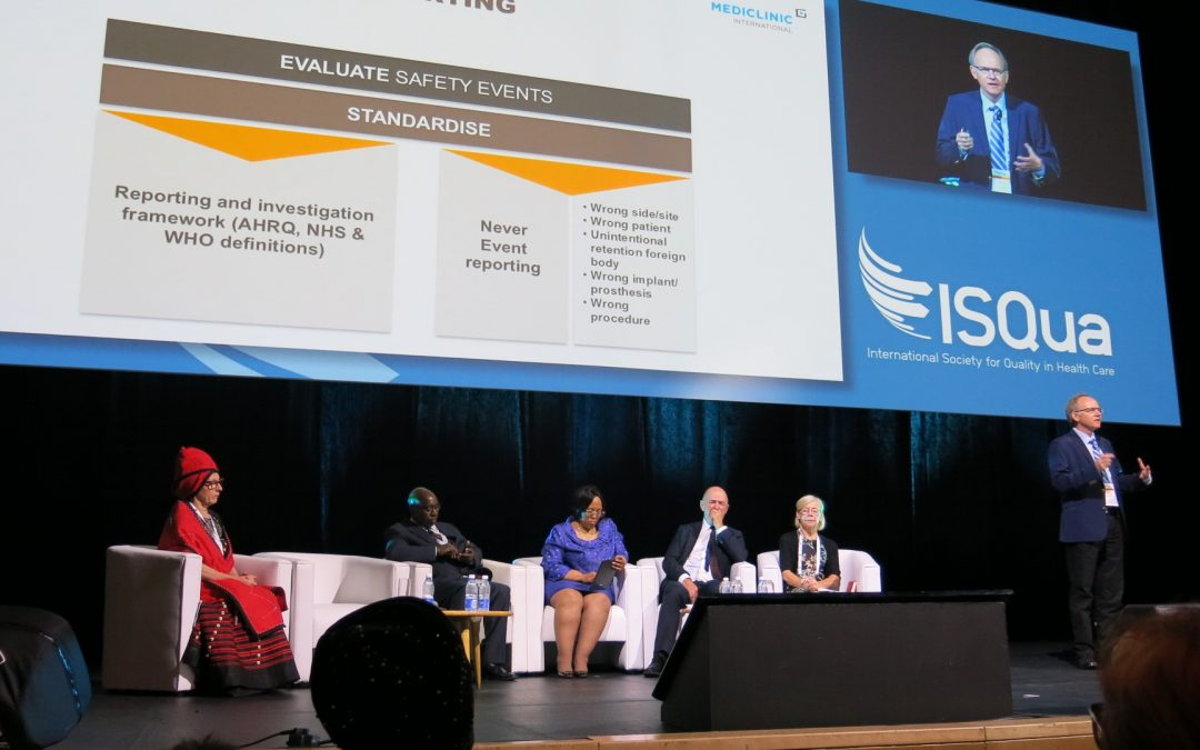 A delegate reflects on Cape Town 2019, the 36th ISQua Annual Conference in Africa