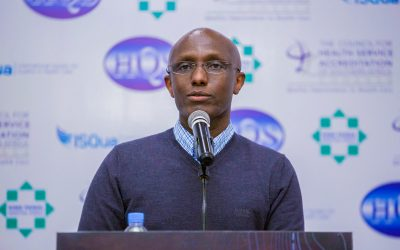 Top hospital in Rwanda accredited for four years